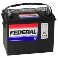 Federal Battery - 24M5  - 12 Volt -  550CCA - Marine Starting - Maintenance Free Battery (24M5)