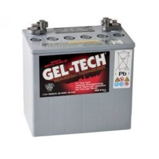 GelTech 8G22NF Battery - 12 Volt - 50Ah - 245CCA - Gel Cell - Maintenance Free (8G22NF)