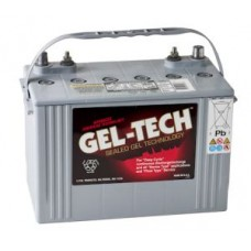 GelTech 8G27M Battery - 12 Volt - 86Ah - 505CCA - Gel Cell - Maintenance Free (8G27M)