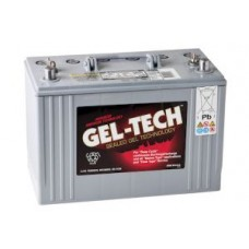 GelTech 8G31DT Battery - 12 Volt - 98Ah - 550CCA - Gel Cell - Maintenance Free (8G31DT)