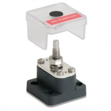 BEP Pro Installer - Insulated Stud Single 8mm with Power Tap Plate - Incl. Cover (SUR IST-8MM-1SPT)
