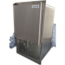 Raritan ICERETTE Marine Ice Maker - Stainless Steel - Ice Maker and Fridge - Makes up to 10Kg Ice per Day - Holds 5Kg Ice (Icerette)