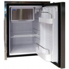 ***NEW Isotherm CR49 S/S INOX Clean Touch Stainless Steel Fridge/Freezer - 12 or 24 Volt - 45L Fridge with 4L Freezer - Reversible Door Hinge - CR49CT (381701)