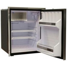 ***NEW Isotherm CR85 S/S INOX Clean Touch Stainless Steel Fridge/Freezer - 12 or 24 Volt - 81L Fridge with 4L Freezer - Reversible Door Hinge - 381709 (C085RNEIT11111AA)