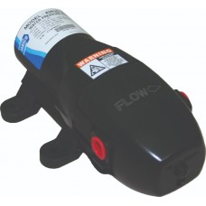 Jabsco Par-Max 1 PLUS - 12 Volt - 3.8LPM - 35PSI - Automatic Freshwater Pressure Pump - Low Flow - 42630-2992 (J20-094)