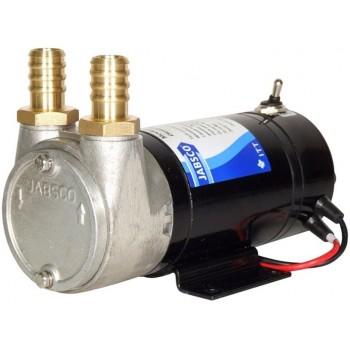 Jabsco Diesel Fuel Transfer Vane Pumps - 12 Volt - 35LPM - High Volume - 23870-2200 (J40-156)