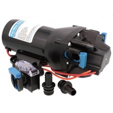 Jabsco Par-Max 4HD - 60PSI - 12 Volt - 15LPH - Freshwater Pressure Pump - Incl 12mm Snap-In Ports and Strainer - Jabsco Q401J-118S-3A (J20-214)