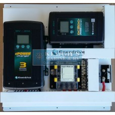Enerdrive Battery Management and Distribution Boards - Suits AGM/Lithium systems - can be configured to suit your requirements (K-AGM Board-A)