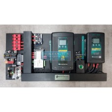 Enerdrive Battery Management and Distribution Boards - Suits AGM/Lithium systems - can be configured to suit your requirements (K-AGM Board-G)