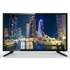"Majestic 32"" 12 Volt LED TV - USB, PVR, DVD - Draws only 4.2A@12V - Connect your Phone or Tablet to the TV (LED323GS)"