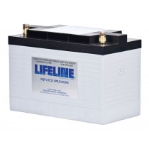 Lifeline AGM Battery - 6 Volt and 12 Volt