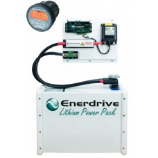Lithium Battery Pack 200Ah 12V SLIM (LiFePO4) - Incl Battery Management System and ePRO PLUS LCD Battery Monitor (EPL-200AH-12V-SLIM+BMS)