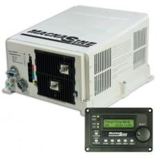 MagnaSine Inverter Charger Combi 2700W/12 Volt to 240V Pure Sine Wave Inverter/125 amp Charger Combi with Remote Control  (MS-2712A2)