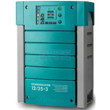 Mastervolt ChargeMaster Battery Charger - 12 Volt 35Amp - 3 Output - 230Volt AC Input (110306)