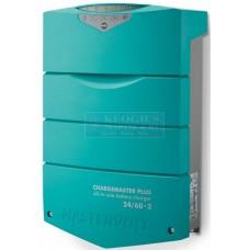 Mastervolt ChargeMaster PLUS Battery Charger - 24 Volt 60Amp - 3 Output - 230Volt AC Input (110336)