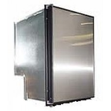 Stainless Steel  Fridge Door Face Panel - Suits Nova Kool Single Door Fridges - Change the Colour of Your Fridge Door (NKSS1)