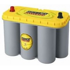 Optima Yellow Top D31A - 12 Volt - 75Ah - 900CCA - Spiral Cell AGM Deep Cycle Battery - Some days, endurance is more important than luck (D31A)