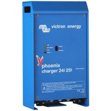 Victron Phoenix Battery Charger - 24V - 16A 4 Stage Charging - 1 x 16A + 1 x 4A Output (PCH024016001)