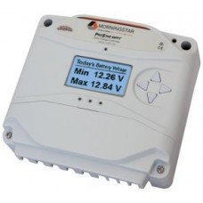 Morningstar ProStar MPPT 25 Amp Solar Panel Regulator with LCD Display - Charge Controller - Suits 12 or 24V Systems - Professional Series (PS-MPPT-25M)