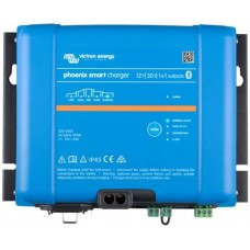 Victron Phoenix Smart IP43 Charger - 12V - 30A - 1+1 Output - Bluetooth Smart Enabled (PSC123051085)