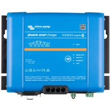 Victron Phoenix Smart IP43 Charger - 12V - 30A - 3 Output - Bluetooth Smart Enabled (PSC123053085)