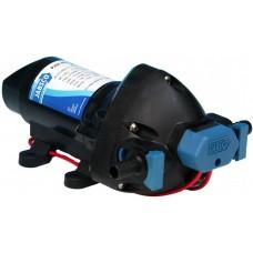 Jabsco Par-Max 2.9 - 12 Volt - 11LPM - 50PSI - Freshwater Pressure Pump - Incl 12mm Hose Fittings - 31395-0092 (J20-102)