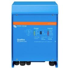 Victron Quattro Inverter Charger Combi -12 Volt 2400W Inverter plus 120 Amp Battery Charger - 12/3000/120-50/50 (QUA123020010)