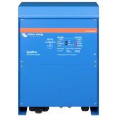Victron Quattro Inverter Charger Combi -12 Volt 4000W Inverter plus 220 Amp Battery Charger - 12/5000/220-100/100 (QUA125020000)