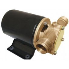 "TMC Electric Impeller Pump - 12 Volt - 25LPM - 8 Amp - Suits Salt or Fresh Water - 3/4"" Male BSP, 1/2"" Female BSP (RWB2253)"