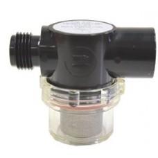 SHURflo Twist On Filter 1/2 inch Male Thread Inlet (RWB2956)