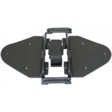 Diablo Universal Tank Tie-Down Kit - Incl. 2 x Mounting Points with 1.5m Strap and Cleats (RWB4497)