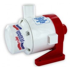 Rule 3800 GPH General Purpose / Bilge  Pump - 24 Volt  - 7.5 Amp - Suits 38mm Hose for Intake and Outlet - 240LPM (RWB8B)