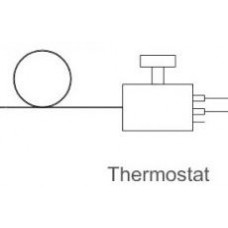 Isotherm Thermostat - Suits CR219 White Line and Silver Line Fridge-Freezer (SEA00102AA)