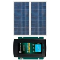 Solar 300Plus Solar Package incl. MPPT Solar Controller and DC to DC Charger - Charges Max 21A/hr @ 12V - Suits 12V Systems (ENE 300Plus)