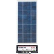 Solar 200W Solar Package incl. MPPT Solar Controller - Charges Max 13A/hr @ 12V - Suits 12V and 24V Systems Only (ENE200WP)