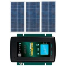 Solar 450Plus Solar Package incl. MPPT Solar Controller and DC to DC Charger - Charges Max 31A/hr @ 12V - Suits 12V Systems (ENE 450Plus)