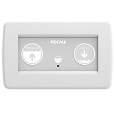 Tecma Replacement Two Button Standard Control Panel - Suits Tecma Flexi-Line Elegance 2G and Silence Plus 2G Toilets (4471012)