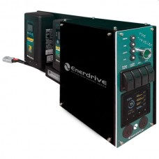 Enerdrive Traveller-01 4WD Canopy System - ePOWER 40A DC2DC+, ePOWER 40A AC Charger - ePRO Plus Battery Monitor - 4 x C/Breakers, 4 x Switches & 2 x DUAL USB Outlets (Traveller-01)