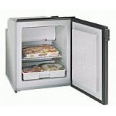 Isotherm CR65F Cruise Freezer - 12 to 24 Volt DC Only - 65 Litre - Changeable Left or Right Hand  Grey Door (1065BC1AA)