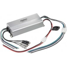 Clarion XC2410 - 4/3/2 Channel Marine Grade Amplifier - 4 x 50WRMS - 400W Max Output - XC2410 (15085-001)