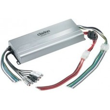 Clarion XC2510 - 5/4/3/2 Channel Marine Grade Amplifier - 4 x 50WRMS + 1 x 200WRMS - 700W Max Output - XC2510 (15086-001)