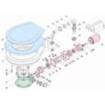TMC TOILET Spare Parts