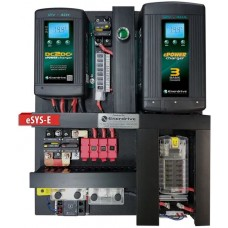 Enerdrive eSYSTEM-E DIY Installation KIT - Incl. 40A AC Charger, 40A DC Charger, MPPT Solar Charger, ePRO Battery Monitor and Fuse Block (eSYS-E)