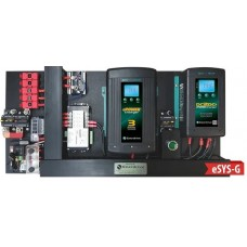 Enerdrive eSYSTEM-G DIY Installation KIT - Incl. 40A AC Charger, 40A DC Charger, MPPT Solar Charger, Simarine LCD Battery Monitor (eSYS-G)
