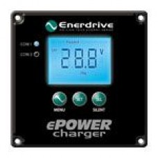 ePOWER Battery Charger Remote Control Panel - Incl. 7.5m cable (EN3REM)