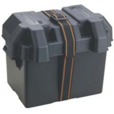 Large Plastic Battery Box - Suits N70 Case Battery (115102)