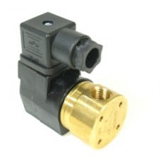 12 Volt LPG Shut Off Solenoid - Use with Two Way Switch or Gas Detector to Shut Off Gas in Alarm Mode (113137)