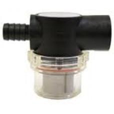 SHURflo Twist On Filter 12mm Hose Barb Inlet (RWB2955)