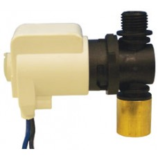 Jabsco Vented Loop Solenoid Valve - 12 Volts - Closes Antisiphon Whilst Pumping - Jabsco 37068-2000 (J11-122)