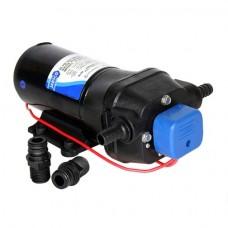 "Jabsco Par-Max 4.3 - 40PSI - 16LPM - 24 Volt Freshwater Pressure Pump - Incl 12mm (+ 1/2"" Threaded) Snap-In Ports - Jabsco 31620-0094 (J20-111)"